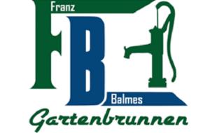Bild zu Balmes Gartenbrunnen in Königsbrunn bei Augsburg