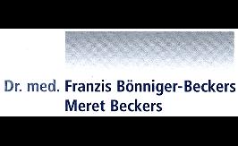 Beckers Meret, Bönniger-Beckers Franzis Dr.