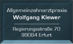 Logo von Klewer Wolfgang