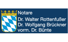 Notare Rottenfußer Walter Dr., Brückner Wolfgang Dr.
