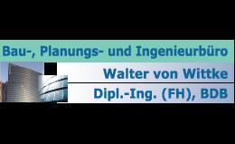 Logo von Bau-, Planungs- und Ingenieurbüro Walter von Wittke Dipl.-Ing. (FH)