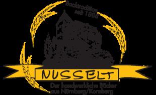Logo von Nusselt Bäckerei