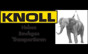 Autokran Knoll