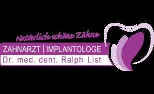 Bild zu List Ralph Dr.med.dent. in Roßtal in Mittelfranken