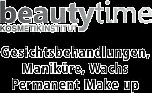 Logo von Kosmetikinstitut Beautytime