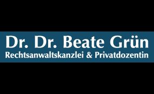 Logo von Anwaltskanzlei Grün Beate Dr.Dr.