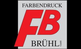 Logo von Farbendruck Brühl GmbH