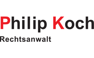 Rechtsanwalt Koch Philip