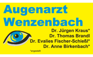 Bild zu Augenarzt Wenzenbach Kraus Jürgen Dr. in Bernhardswald