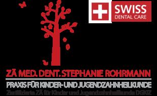 Rohrmann Stephanie Zahnärztin Med. Dent. Kinder und Jugendzahnheilkunde