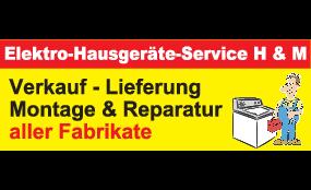 Logo von Elektro-Hausgeräte Service H &  M