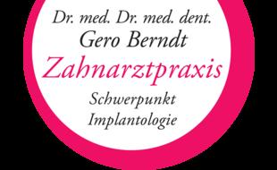 Berndt Gero Dr.med. Dr.med.dent.