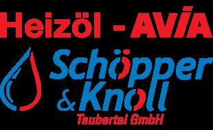 Logo von Schöpper & Knoll - Taubertal GmbH