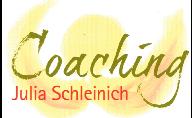 Logo von Coaching Julia Schleinich