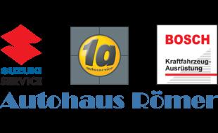 Autohaus Römer Suzuki-Service