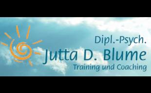 Blume Jutta D. Dipl.-Psych.
