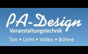 PA-Design Veranstaltungstechnik GmbH & Co.KG