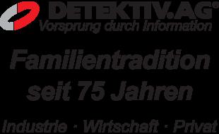 Logo von A. M. G. - DETEKTIV AG - Privat & Wirtschaft