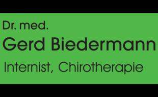 Bild zu Biedermann Gerd Dr.med. in Fürth in Bayern