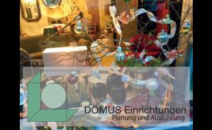 Logo von DOMUS-Einrichtungen
