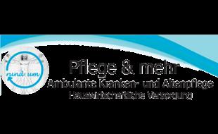 Ambulante Pflege rund um Pflege & mehr Marion Wenker