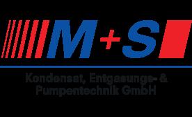 M + S Kondensat, Entgasungs- & Pumpentechnik GmbH