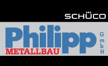 Logo von Philipp Metallbau GmbH