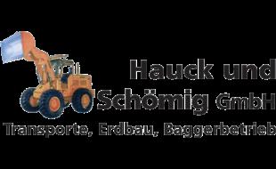 Hauck und Schömig GmbH, Transporte, Erdbau, Baggerbetrieb