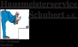 Logo von Hausmeisterservice Schubert