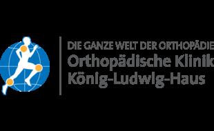 Bild zu Orthopädische Klinik König - Ludwig - Haus in Würzburg