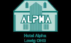 Logo von Alpha Hotel