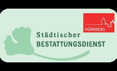 Logo von Bestattungsdienst Stadt Nürnberg