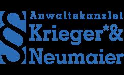 Logo von Anwaltskanzlei Krieger & Kollegen