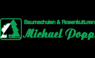 Logo von Baumschulen & Rosenkulturen, Michael Popp