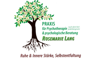 Bild zu Heilpraktikerin für Psychotherapie - Rosemarie Lang in Vohenstrauß