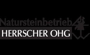 Logo von Natursteinbetrieb Herrscher OHG