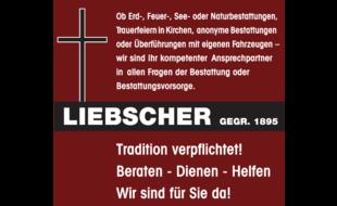 Logo von Bestattungsinstitut Liebscher