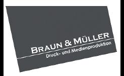 Bild zu Braun & Müller Druck- und Medienproduktions-GmbH in Nürnberg