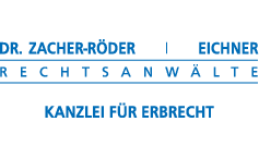 Eichner | Zacher-Röder Dr. Rechtsanwälte