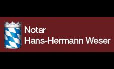 Notar Weser Hans-Hermann