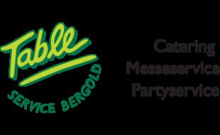 Table Service Bergold