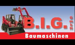 Big Baumaschinen