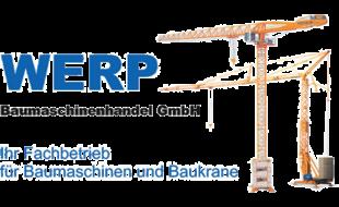 Logo von Werp Baumaschinenhandel GmbH