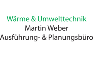 Planungsbüro Wärme & Umwelttechnik Weber Martin