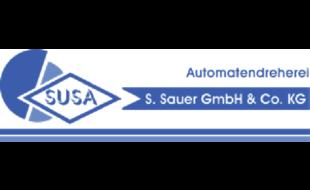 Logo von SUSA S. Sauer GmbH & Co.KG