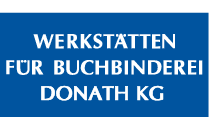 Bild zu Werkstätten für Buchbinderei Donath KG in Chemnitz