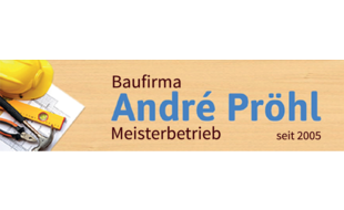 Bild zu Baufirma André Pröhl Meisterbetrieb in Limbach Oberfrohna