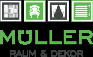 Logo von Horst R. & Knut Müller Raum + Dekor GmbH & Co. KG