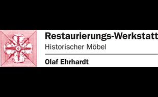 Logo von Restaurierungswerkstatt für historische Möbel & Holzobjekte Olaf Ehrhardt