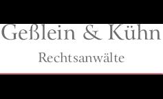 Logo von Geßlein Bernhard & Kühn Brigitte Rechtsanwälte